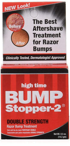 BEAUTY ENTERPRISES - High Time Bump Stopper-2 Double Strength Treatment