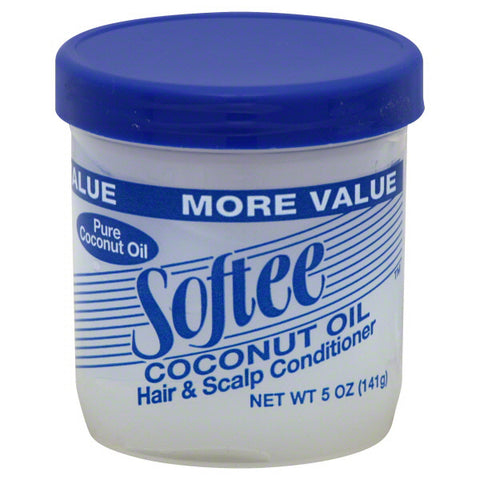 SOFTEE - Coconut Oil Hair and Scalp Conditioner