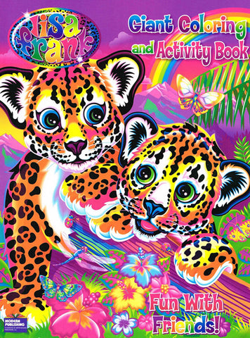 KAPPA - Lisa Frank Coloring Book Fun wih Friends