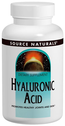 Source Naturals Hyaluronic Acid from Bio Cell Collagen II