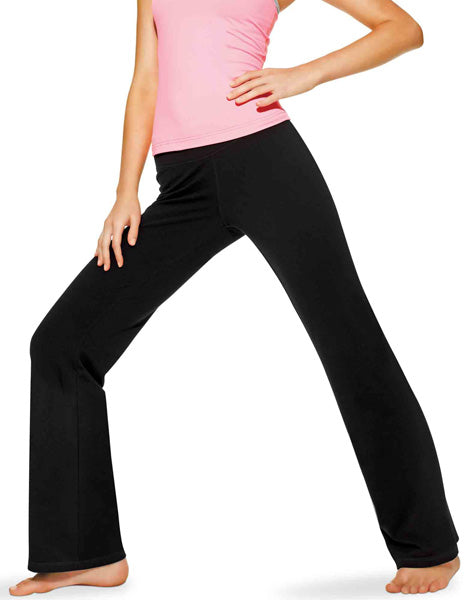 NO NONSENSE - Women's Sport Yoga Pant Black