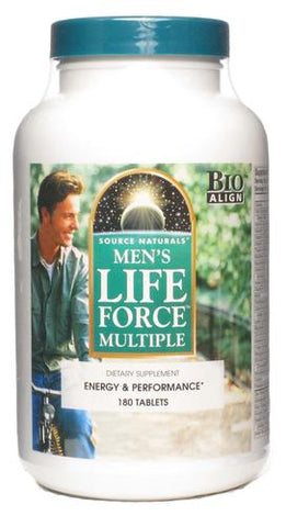 Source Naturals Mens Life Force Multiple