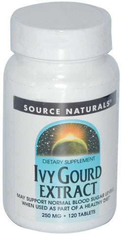 Source Naturals Ivy Gourd Extract