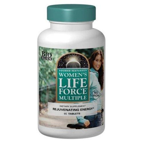 Source Naturals Womens Life Force Multiple No Iron