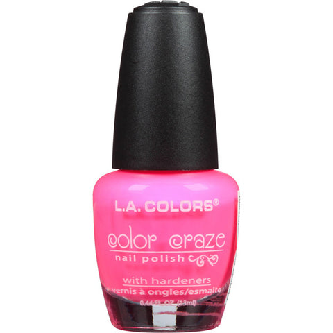 LA COLORS - Color Craze Nail Polish Frill