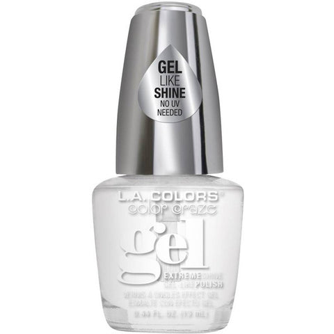 LA COLORS - Color Craze Extreme Shine Gel Polish Frosting