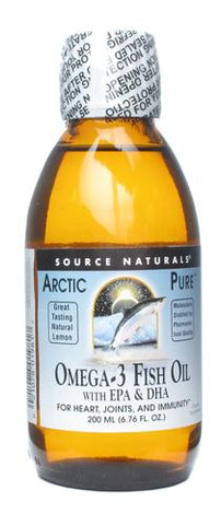 Source Naturals ArcticPure Omega 3 Fish Oil