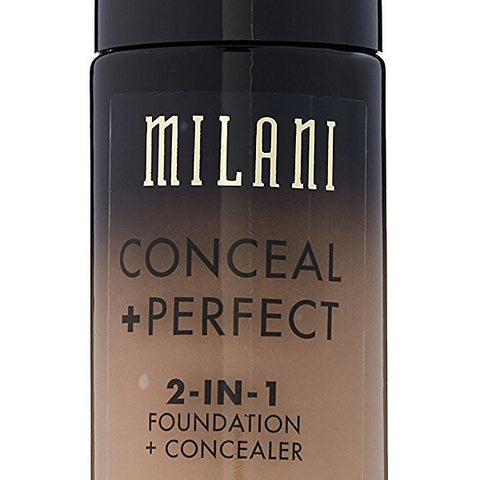 MILANI - Conceal + Perfect 2-in-1 Foundation Concealer Sand Beige