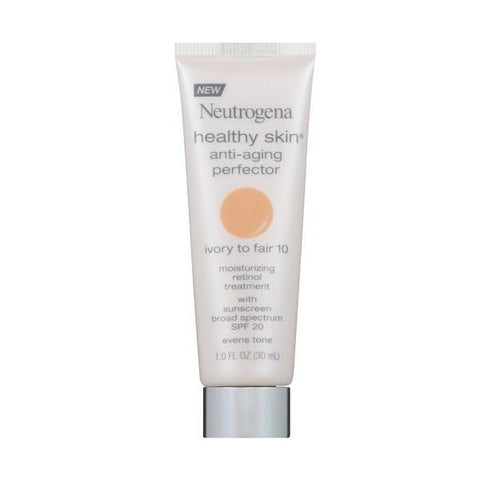 NEUTROGENA - Healthy Skin SPF 20 Anti Aging Perfector Ivory to Fair