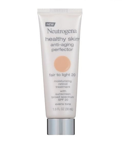 NEUTROGENA - Healthy Skin SPF 20 Anti Aging Perfector Fair to Light
