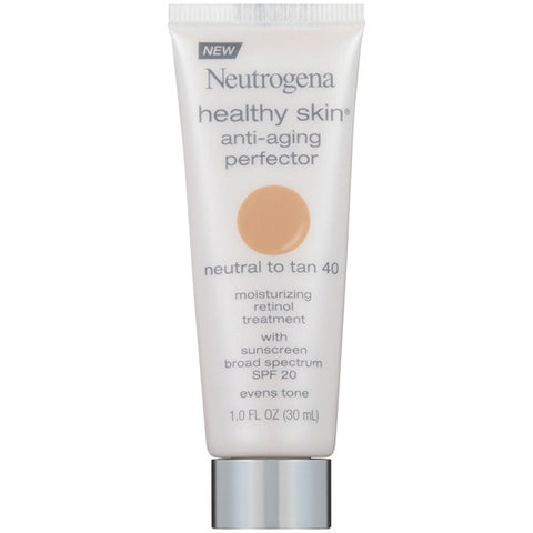 NEUTROGENA - Healthy Skin SPF 20 Anti Aging Perfector Neutral to Tan