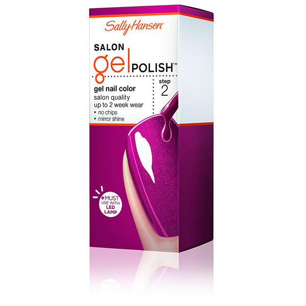 SALLY HANSEN - Salon Pro Gel Wine Not