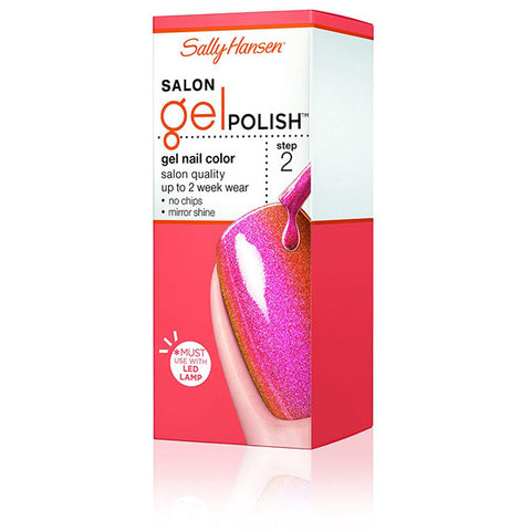 SALLY HANSEN - Salon Pro Gel Lady Luster
