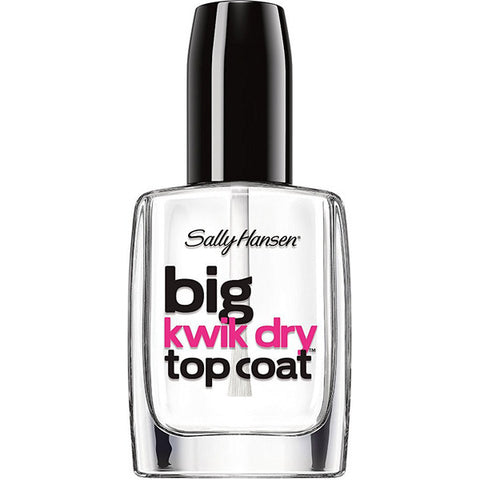 SALLY HANSEN - Big Kwik Dry Top Nail Coat Treatment