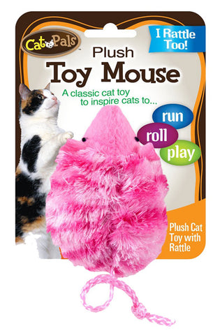 CAT PALS - Bow Wow Toy Mouse