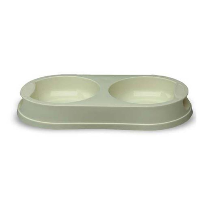 HARTZ - Living Double Pet Dish