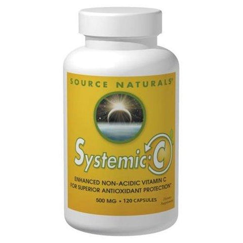 Source Naturals Systemic C