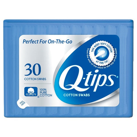 Q-TIPS - Cotton Swabs Travel Size