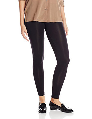 NO NONSENSE - Women's Seamless Legging Black Large