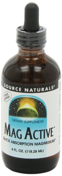 Source Naturals Mag Active Liquid