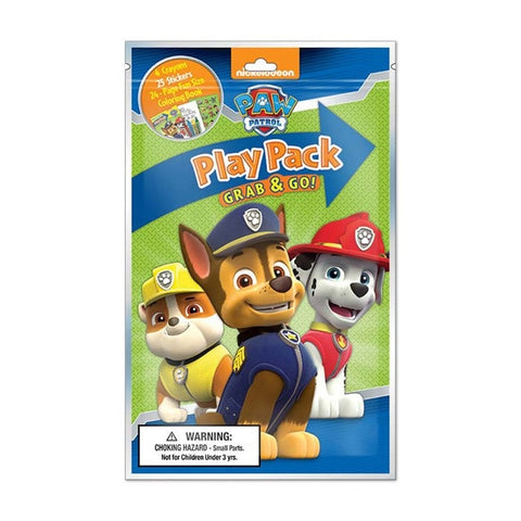 BENDON - Paw Patrol Coloring Book Crayons and Stickers