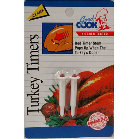 GOOD COOK - Turkey Pop-Up Timers