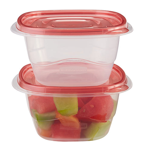 RUBBERMAID - TakeAlongs 5.2 Cup Deep Square Food Storage Container