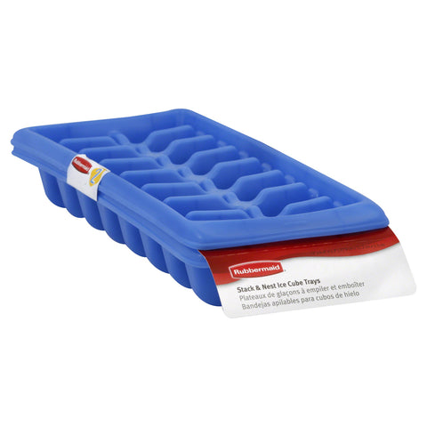 RUBBERMAID - Stack & Nest Ice Cube Tray