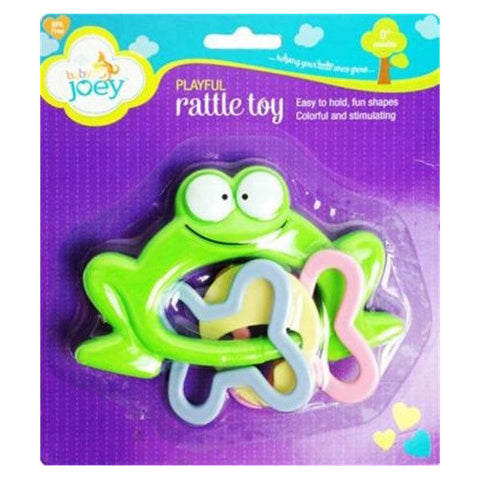 FRONTLINE - Baby Joey Rattle Toy
