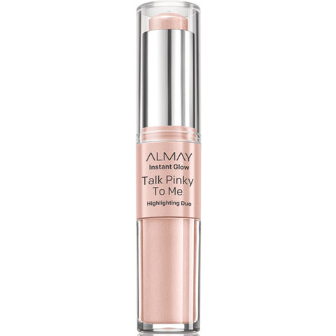 ALMAY - Instant Glow Highlighting Duo, Talk Pinky to Me