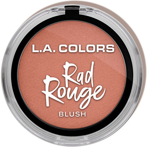 L.A. COLORS - Rad Rouge Blush Like Totally