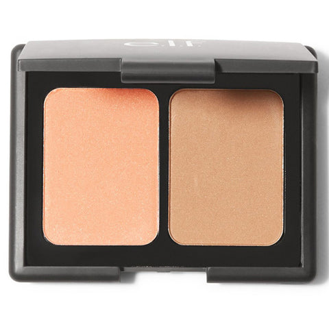 e.l.f. - Contouring Blush and Bronzing Powder, St. Lucia