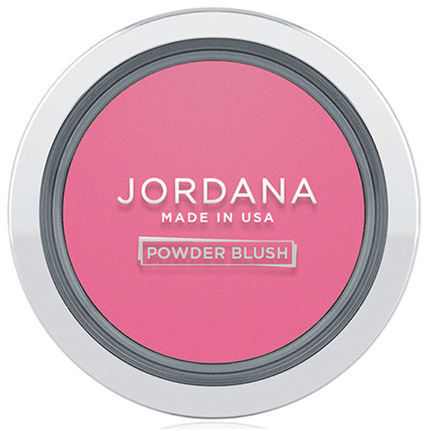JORDANA - Powder Blush, Hot Raspberry