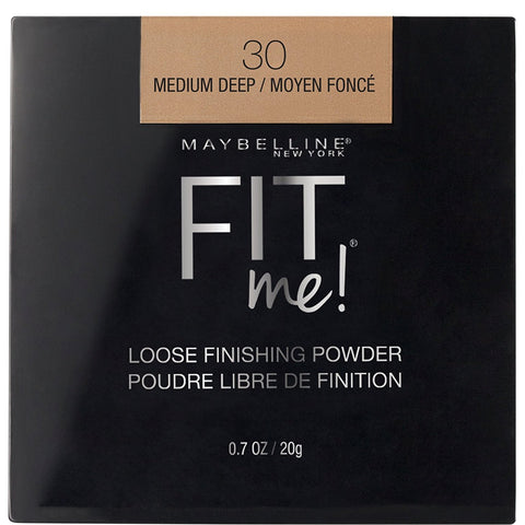 MAYBELLINE - Fit Me Loose Finishing Powder, Medium Deep