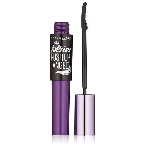 MAYBELLINE - The Falsies Push Up Angel Washable Mascara, Blackest Black