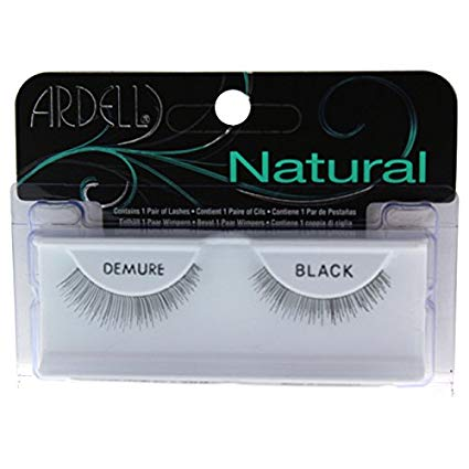 ARDELL Natural Lashes Demure Black