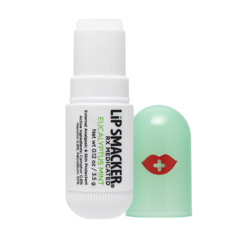 LIP SMACKER Kiss Therapy Medicated Lip Balm Eucalyptus Mint