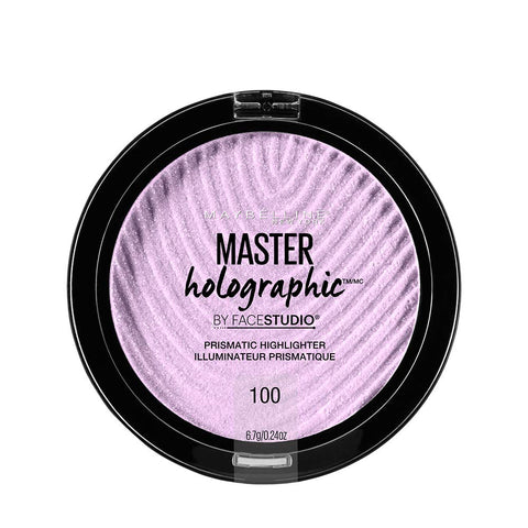 MAYBELLINE Facestudio Master Holographic Prismatic Highlighter Purple