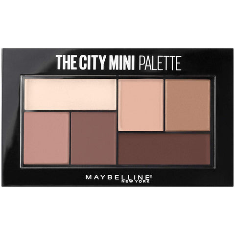 MAYBELLINE City Mini Eyeshadow Palette Matte About Town
