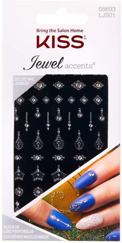 KISS - Jewel Accents Deluxe Nail Jewelry Treasure Trove