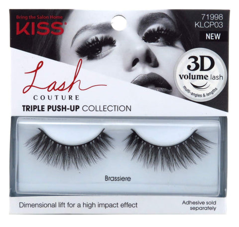 KISS - Lash Couture Triple Push Up Collection Brassiere