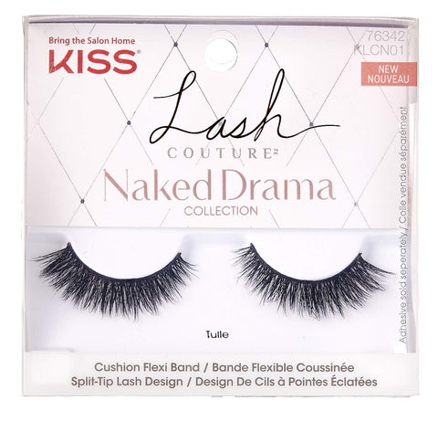 KISS - Lash Couture Naked Drama Collection Tulle