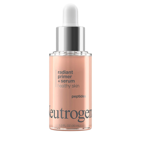 NEUTROGENA - Healthy Skin Radiant Primer and Serum with Peptides