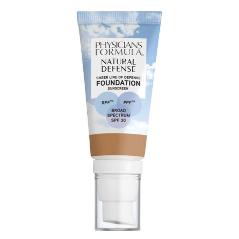 PHYSICIANS FORMULA - Natural Defense Foundation SPF 30 Medium