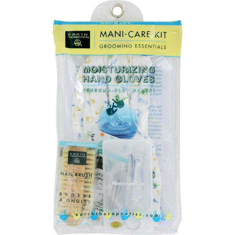 EARTH THERAPEUTICS - Mani-Cure Grooming Essentials Kit