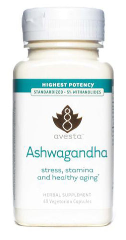 Ayurceutics - Ashwagandha Stress Stamina and Healthy Aging