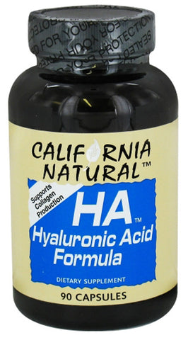 California Natural Hyaluronic Acid