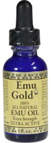 Emu Gold Emu Oil Certified Pure Grade A Extra Strength