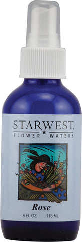Starwest Botanicals Rose Flower Water