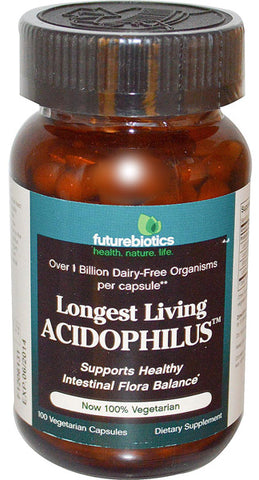 Futurebiotics Longest Living Acidophilus